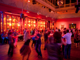 Salsa Workshop Haarlem
