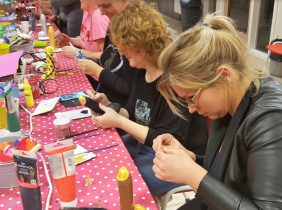 Workshop Piemel Pimpen in Haarlem